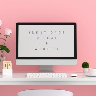 Identidade Visual Completa + Website